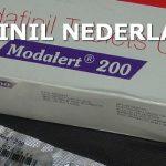 Modafinil in Nederland in 2019